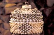 Valued folk crafts include Mohawk sweetgrass baskets.