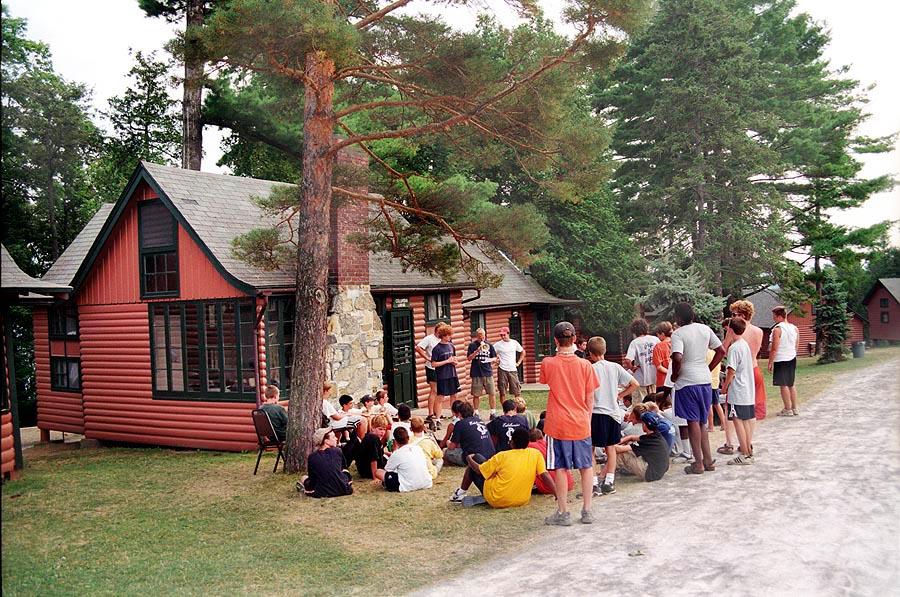 Our social service camp essay